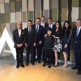 """El alcalde destaca que con la apertura de W Marbella """"la ciudad recupera  a las marcas hoteleras internacionales de gran lujo después de cincuenta años"""""""