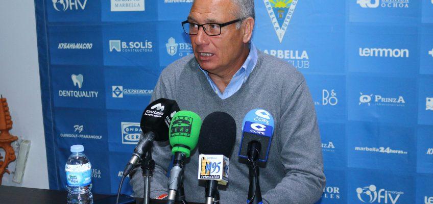 """Álvarez: """"Tenemos que dar un golpe encima de la mesa  si queremos meternos entre los cuatro primeros"""""""