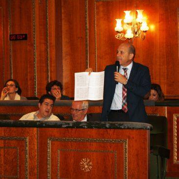 Manuel Osorio afirma que los presupuestos aprobados hoy son «los mejores que podemos tener»