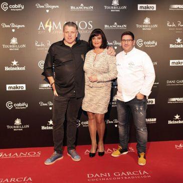 El alcalde ha asistido a la inauguración de las Jornadas Gastronómicas 'A Cuatro Manos' en el Hotel Puente Romano
