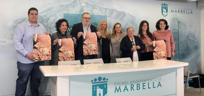 El Palacio de Congresos 'Adolfo Suárez' acogerá el día 25 de marzo el Desfile de Moda de la Hermandad Nuestra Señora del Rocío de Marbella a beneficio de Cáritas