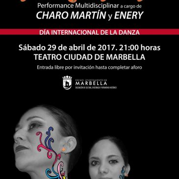 Marbella celebra este sábado el Día Internacional de la Danza con el espectáculo 'Atrapada'