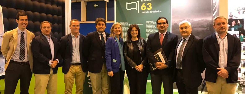 Acosol trabaja junto a la Real Federación de Golf de España, la Asociación de Campos de Golf y la UMA, en proyectos sobre el uso de agua reciclada en el riego de campos de golf