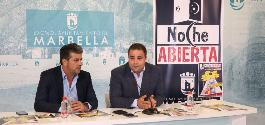 El Ayuntamiento celebrará la segunda Noche Abierta para potenciar el Casco Antiguo