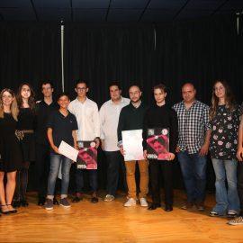 Luis María González se alza con el primer premio de la Muestra Joven de Intérpretes 2017