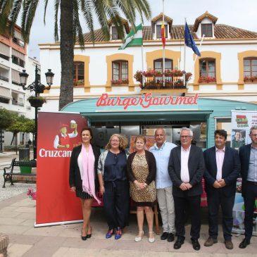 El Bulevar de San Pedro acogerá del 5 al 7 de mayo el III Welcome San Pedro Street Food Market con 14 propuestas gastronómicas diferentes y una treintena de actividades