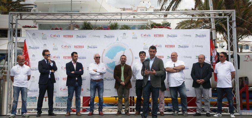 Arranca la I Copa Intercontinental de Vela Marbella-Ceuta para potenciar el turismo náutico de la ciudad