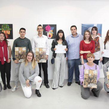 La obra 'Revolución' de David Rojas Pacheco gana el primer premio de la Muestra Joven de Artes Plásticas del programa Marbella Crea 2017