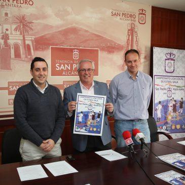 San Pedro Alcántara cuenta hasta el día 26 de junio con la primera Liga Local de Fútbol Sala organizada directamente por la Tenencia de Alcaldía y dirigida a participantes de entre 4 y 16 años