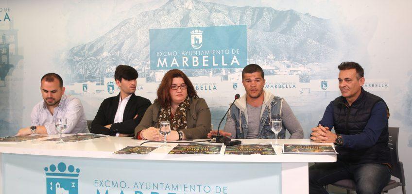 El Palacio de Deportes 'Elena Benítez' acoge el 15 de abril una velada de boxeo en homenaje a Antonio Benítez 'El Chato' con la participación de deportistas de primer nivel