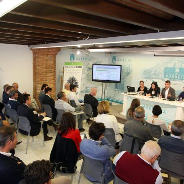 El Ayuntamiento informa al sector de la construcción y la promoción inmobiliaria sobre el texto refundido del 86 y la adaptación a la LOUA que irán al próximo Pleno