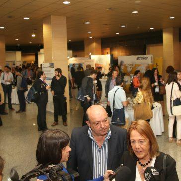 El XXIII Congreso de la Sociedad Española de la Cirugía de la Mano y IV conjunto con la Sociedad Portuguesa de la Cirugía de la Mano reúne a 700 profesionales de esta especialidad