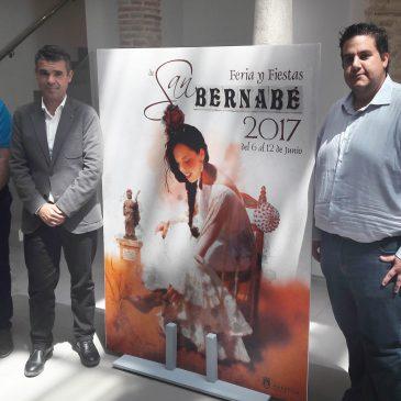 La Feria de San Bernabé 2017 arrancará el 6 de junio con el pregón del seleccionador nacional de baloncesto Sergio Scariolo