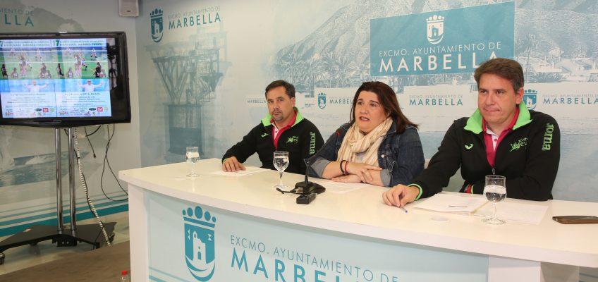 Cerca de 200 equipos participarán en la XVII edición del Torneo de Voleibol Homenaje a Andrés Fuentes