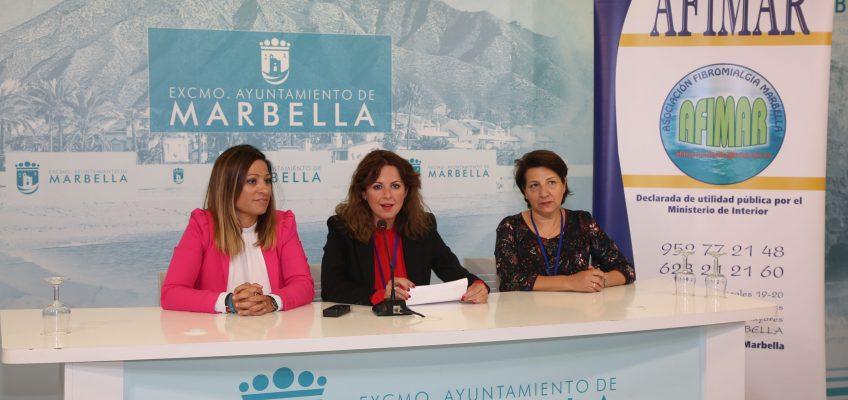 El Ayuntamiento respalda la conmemoración  del Día Internacional de la Fibromialgia