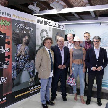 La Plaza de Toros acogerá en septiembre el Festival Rockaneando, los conciertos de Raphael y Melody y la actuación de Farruquito y su familia