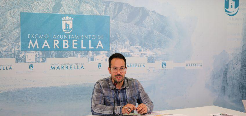Marbella se suma a la conmemoración del Día Internacional contra la LGTBIfobia con actividades que incluyen la edición de una Guía contra el Bullying homofóbico