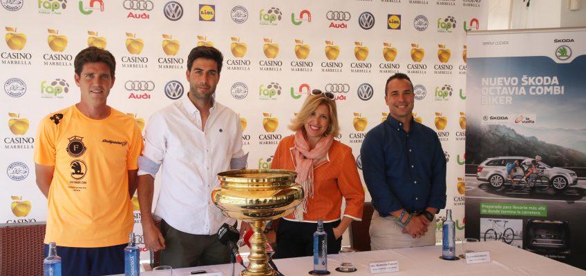 El Ayuntamiento informa de que la ciudad acoge la III Copa Casino Marbella ABS 2000 de pádel del 19 al 21 de mayo