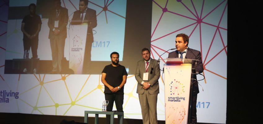 El Palacio de Congresos Adolfo Suárez ha acogido hoy la clausura del VIII Congreso Internacional 'Smart Living Marbella 2017'