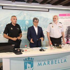 Policía Local y Policía Nacional desplegarán entre 190 y 250 agentes al día en el municipio durante la Feria de San Bernabé