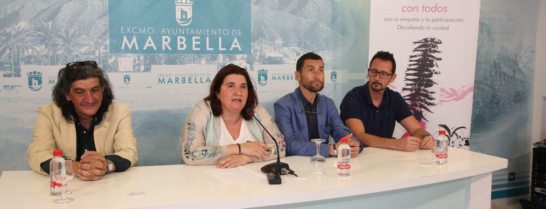 El Circuito Provincial de Baloncesto 3×3 llegará a Marbella el 3 de junio