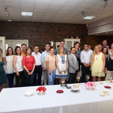 El concejal de Empleo, Manuel Morales, ha asistido hoy en el IES Sierra Blanca a la clausura el programa Erasmus Plus, celebrado en los últimos 2 años y en el que han participado más de 30 alumnos.