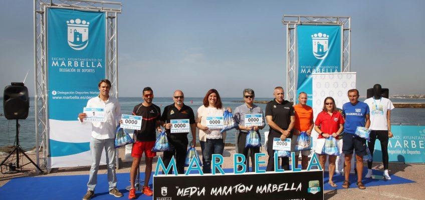 La Media Maratón de Marbella abre el plazo de inscripción con el reto de alcanzar 3.000 participantes