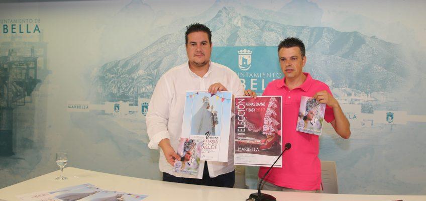Marbella celebrará por segundo año la Verbena Virgen del Carmen que tendrá lugar del 6 al 9 de julio en el Puerto de La Bajadilla
