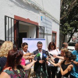 El Ayuntamiento ultima los arreglos para la apertura del Centro de Atención Inmediata a las personas sin hogar