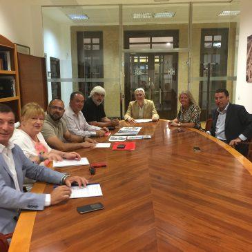 Costas asegura que el proyecto de estabilización de las playas para Marbella estudiará todas las alternativas y priorizará la mejor opción técnica