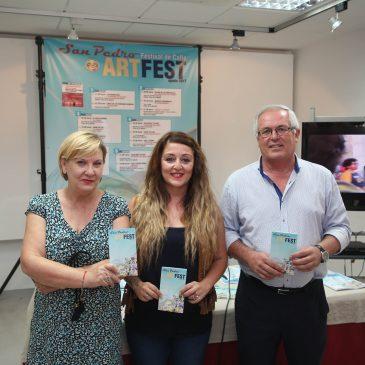 San Pedro Alcántara arrancará el mes de agosto con el Festival de Calle 'Art Fest 2017'