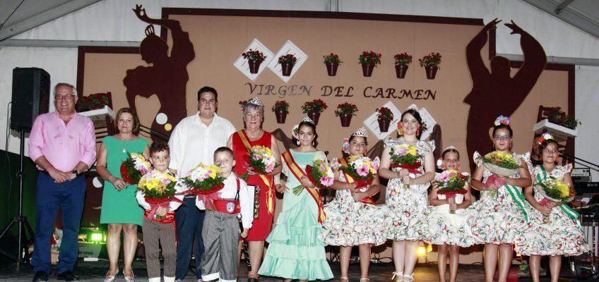 Comienza la Verbena de El Ingenio en honor a la Virgen del Carmen
