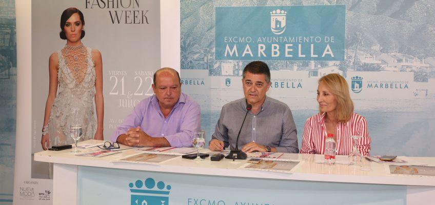 Puerto Banús se convertirá esta semana en una pasarela internacional con la celebración de 'Marbella Fashion Week'