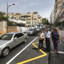 El alcalde destaca un nuevo paso en la modernización de Marbella con la finalización de las obras en la avenida del Calvario