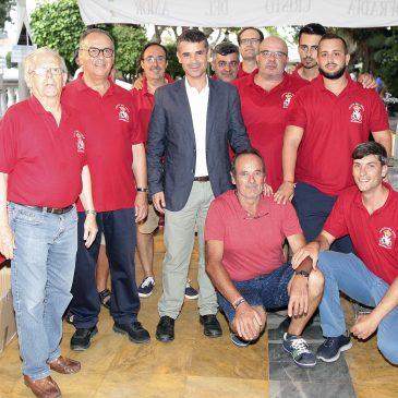 El alcalde inaugura la segunda edición de la Feria del Sol en el Paseo de la Alameda de Marbella