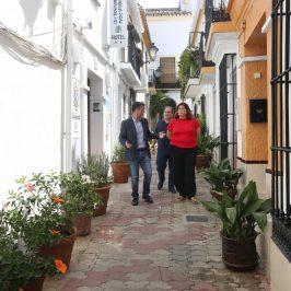 El Ayuntamiento acometerá la remodelación integral de la calle Montenebros de Marbella
