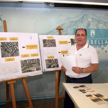 El Ayuntamiento impulsa la instalación de islas ecológicas en el municipio con una partida de 750.000 euros