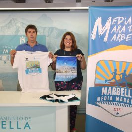 La 32ª edición de la Media Maratón de Marbella cuenta ya con casi 1.000 inscritos