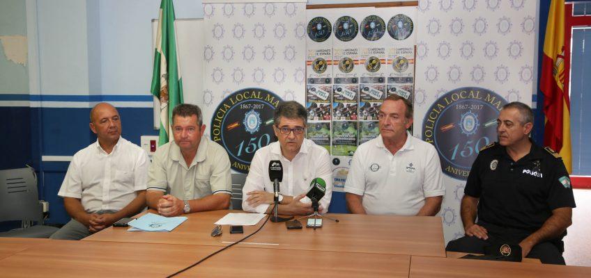 La Policía Local comienza este domingo las actividades deportivas con motivo de su 150 Aniversario