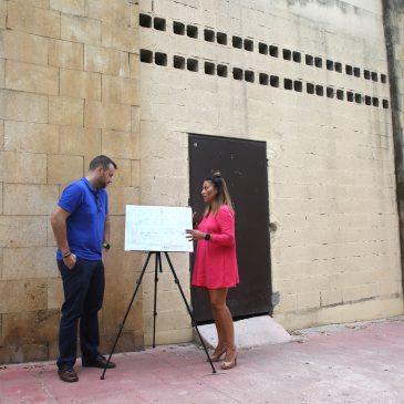 El Ayuntamiento recupera un local municipal de 100 m2 en Lomas del Olivar para el desarrollo de la labor del Banco de Alimentos de la Costa del Sol