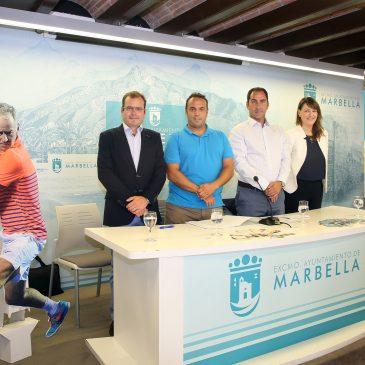 Marbella volverá a acoger el torneo de tenis Senior Masters Cup del 28 al 30 de septiembre con míticos jugadores como McEnroe, Noah, Moyá y Wilander