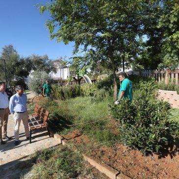 El Ayuntamiento pone en marcha un plan de actuación integral para poner en valor los parques del municipio