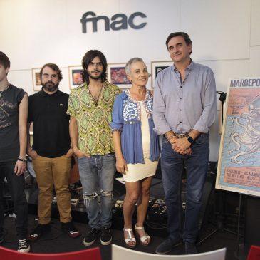 Bandas y artistas locales se darán cita el 30 de septiembre en el Marbepop Festival, que estrena ubicación en el Parque de la Represa