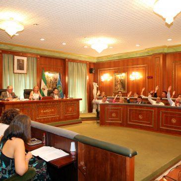 El Pleno aprueba la nueva estructura organizativa del Ayuntamiento de Marbella