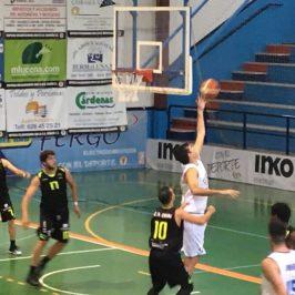 Victoria de mérito del CB Marbella La Cañada en Coín (65-77)