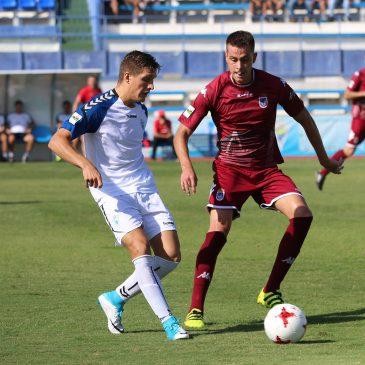 El Marbella da la cara ante un Badajoz que aprovechó un gol tempranero (0-1)