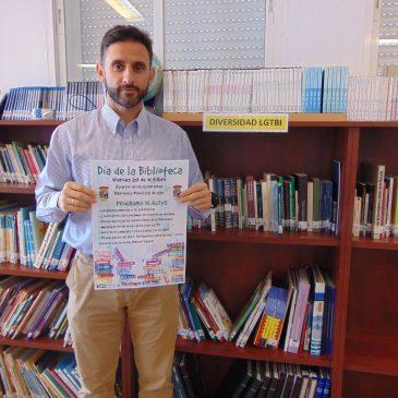 Ojén celebra el Día de la Biblioteca con un completo programa de actos que incluye la inauguración de un punto de lectura LGTBI