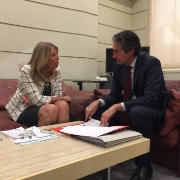 Fomento aprueba la orden de trabajo para la redacción del proyecto del tercer carril entre San Pedro y Puerto Banús