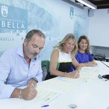 Ayuntamiento y Colegio de Procuradores firman un convenio para dar una respuesta más ágil a los casos de personas vulnerables en procesos de desahucio