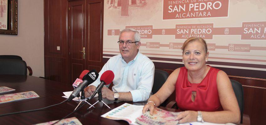 La Feria de San Pedro Alcántara arrancará el 16 de octubre con el pregón de la actriz Inmaculada Pérez Quirós